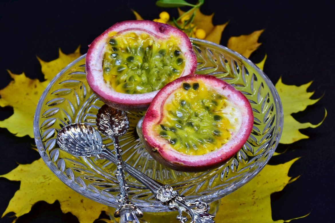 The incredible properties of passion fruit